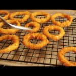Crispy Onion Rings Recipe – How to Make Crispy Onion Rings
