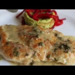 Chicken Piccata Recipe – How to Make Chicken Piccata – Chicken with Lemon Caper Sauce